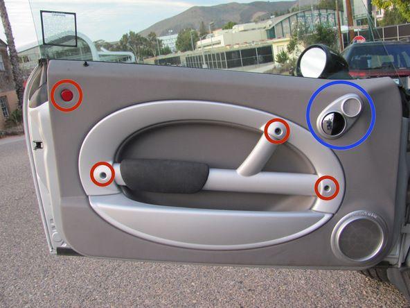 2001 2006 Mini Cooper Lock Actuator Replacement 2001 2002 2003 2004 2005 2006 2006 Mini Cooper Mini Cooper Door Handles