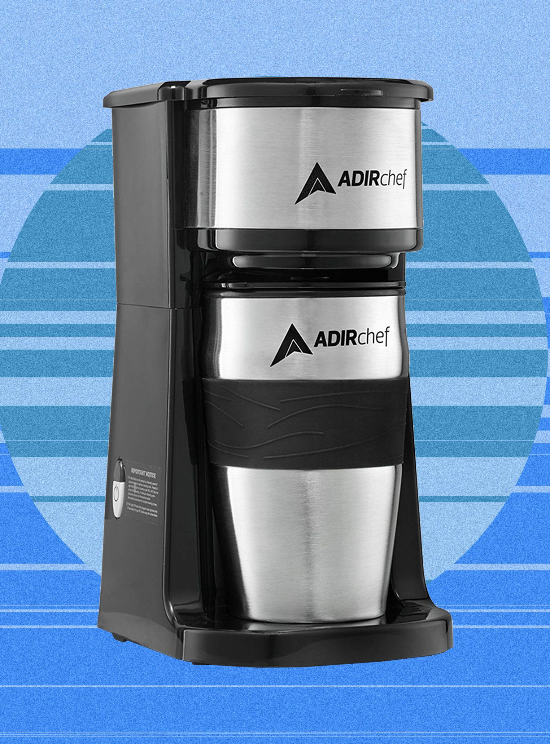 Barista pro single serve brewer 10oz coffee maker single