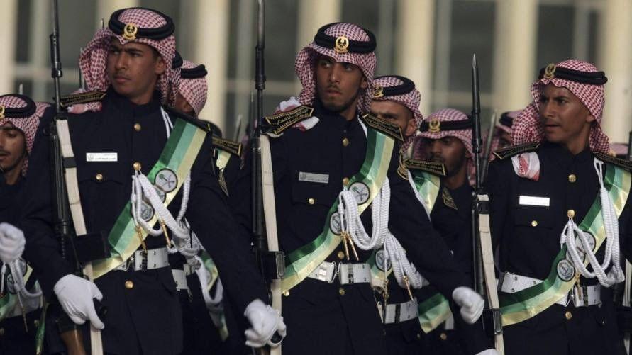 Saudi National Guard uniform National guard, Traditional