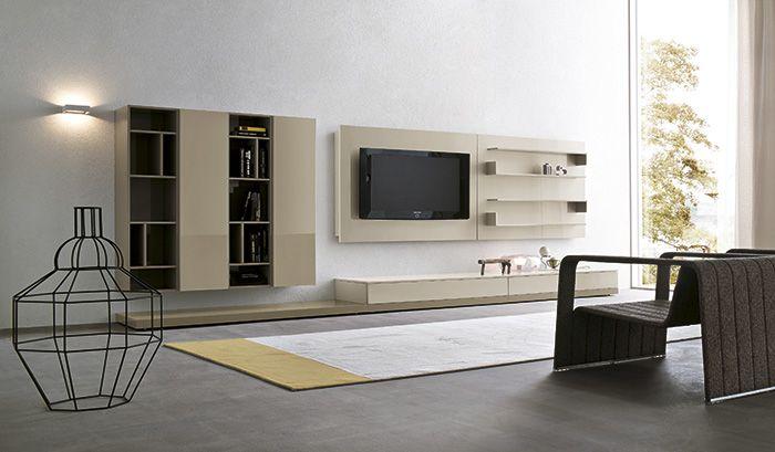 Nuvola  TV kast op maat voorbeelden   KP TV kast   Pinterest   Tv kast, Italiaans en Inbouwkasten