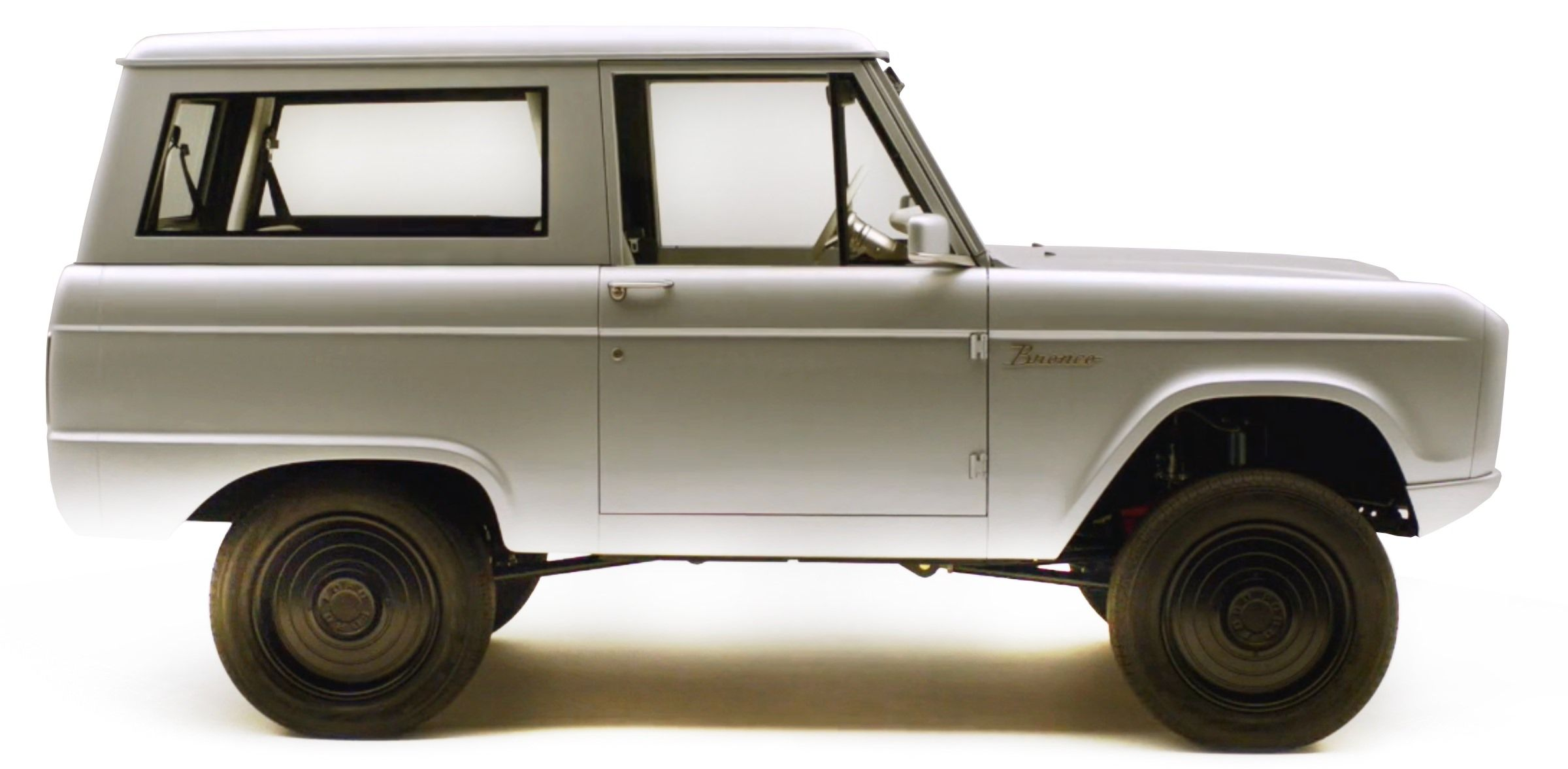 Meet The All Electric Classic Bronco Ford Bronco Bronco