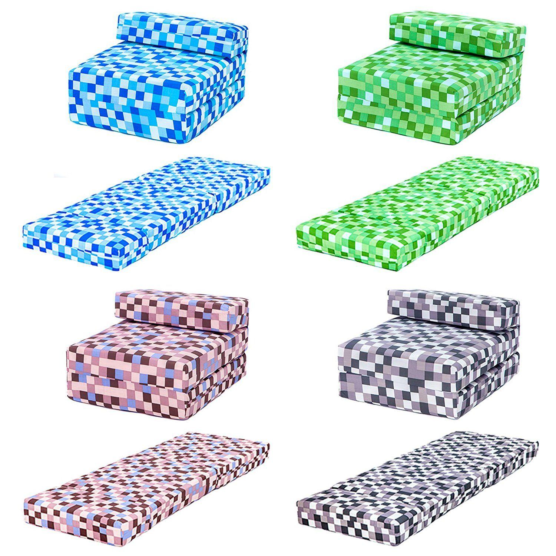 Pixel Design Gästebett - Matratze - Sessel für ein Minecraft ...