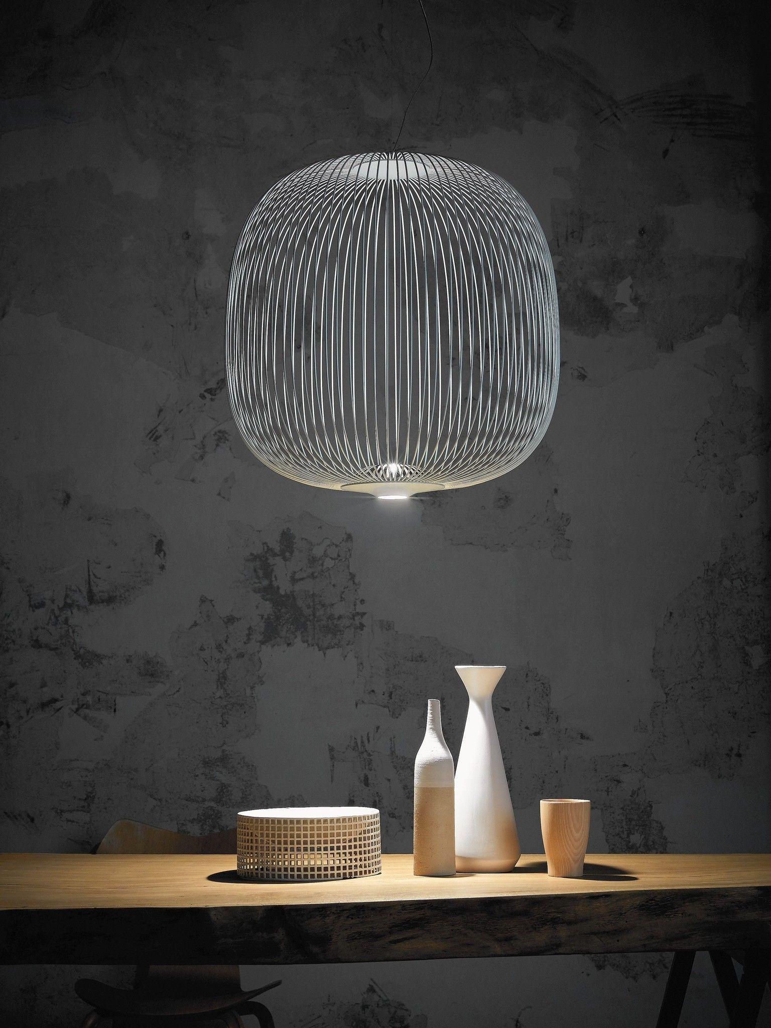 Foscarini Spokes   Lampen wohnzimmer, Schöne lampen ...