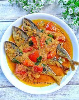 Resep Ikan Kembung Pesmol : resep, kembung, pesmol, Pesmol, Kembung, Resep, Masakan,, Masakan, Indonesia,