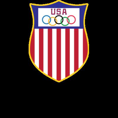 Jesse Owens 1936 Olympics Racing Bib Logo
