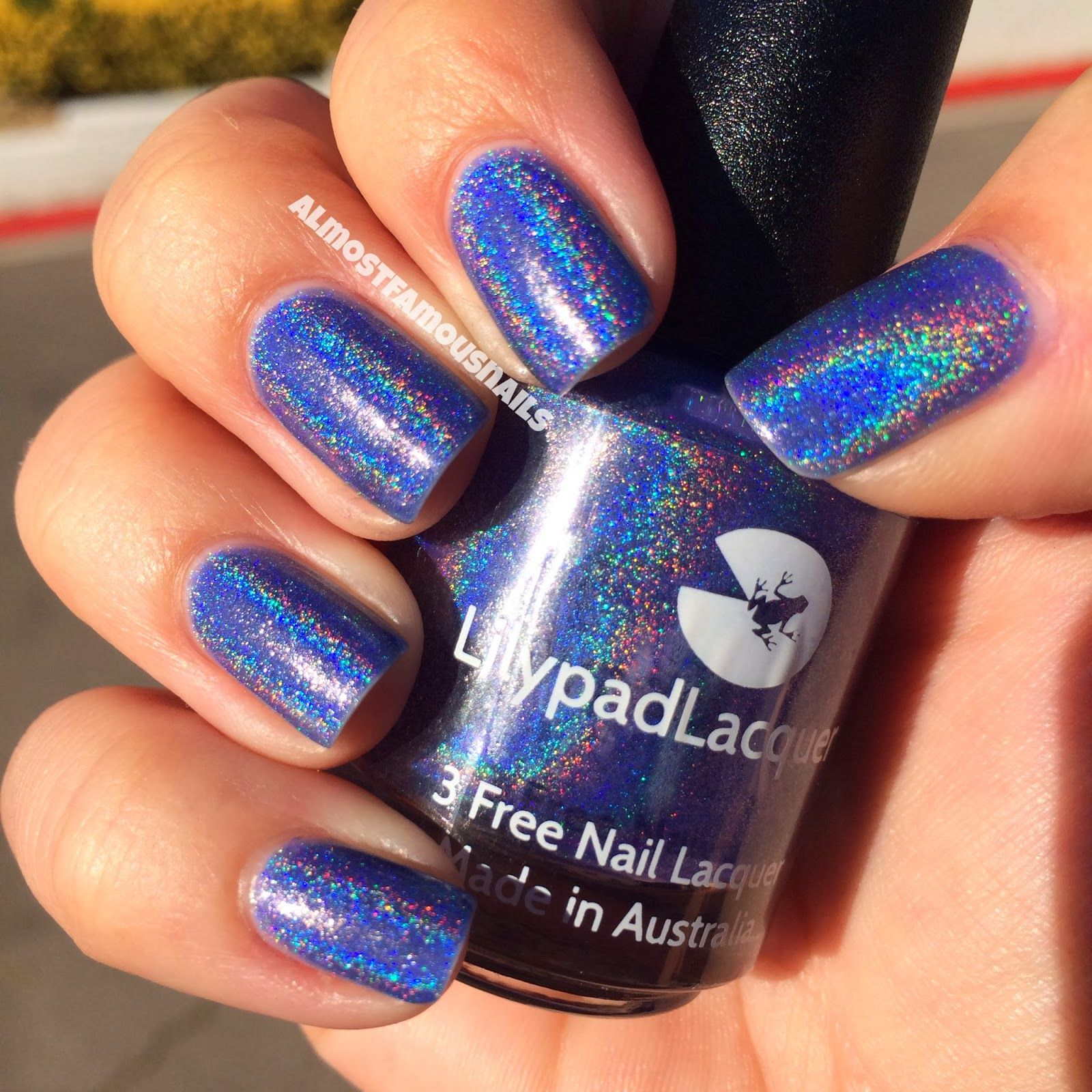 Almost Famous Nails: Lemming Conquest - Lilypad Lacquer - Stretch ...