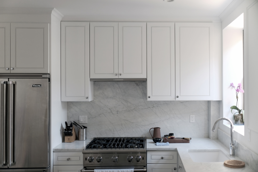 Before & After: A Period Brooklyn Heights Penthouse Gets an Overhaul - Remodelista