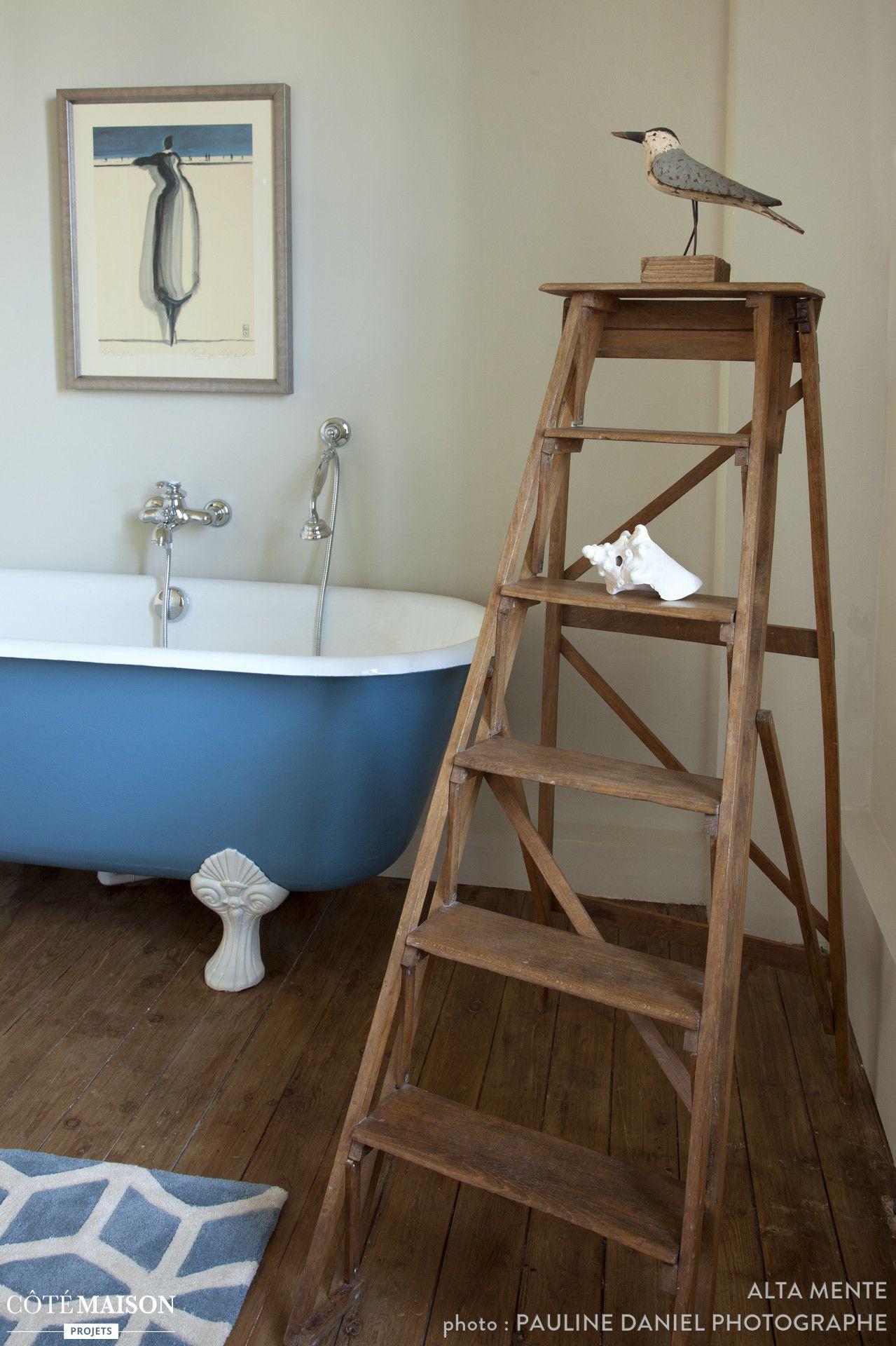 La belle endormie r novation d 39 une maison 1900 alta - Belle mere dans la salle de bain ...