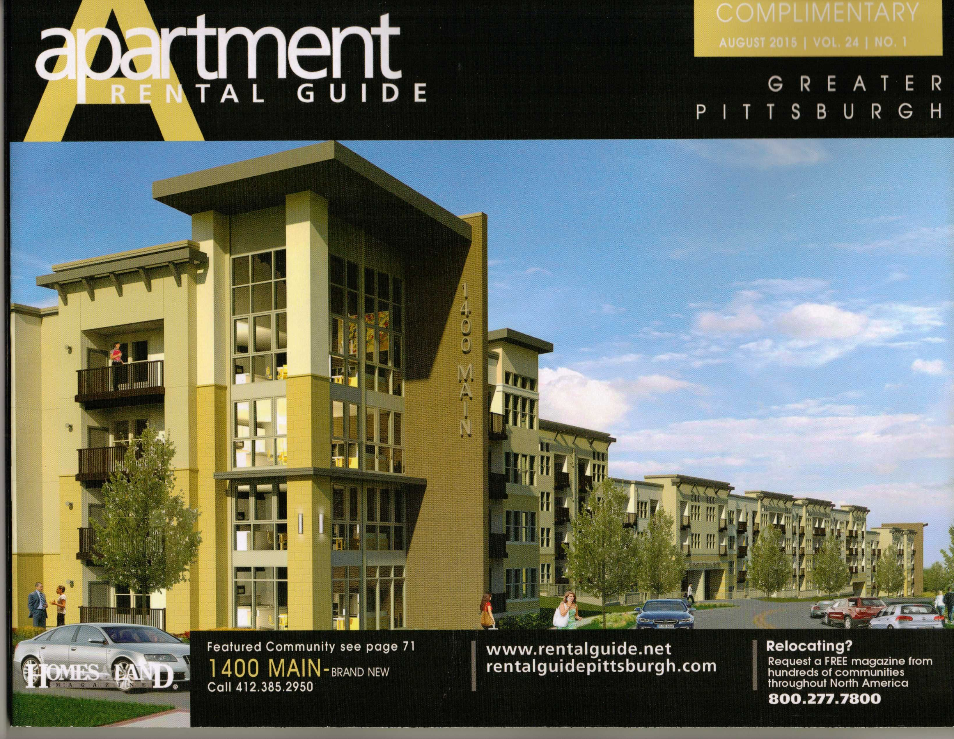 1400 MAIN is a brand new ultra luxury apartment munity located