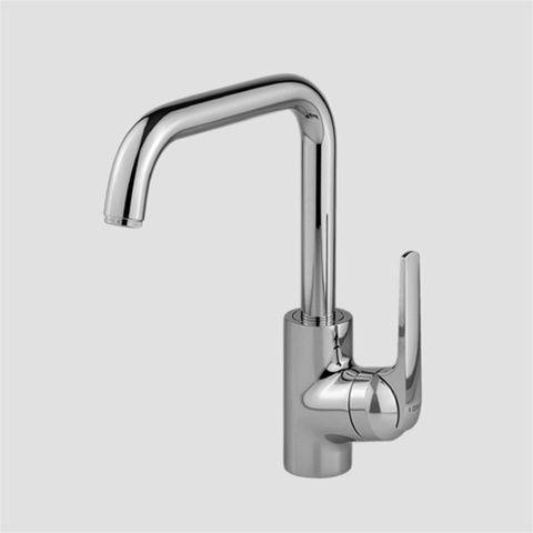 Kwc 10 061 013 000 Domo Swivel Spout Kitchen Faucet With 9