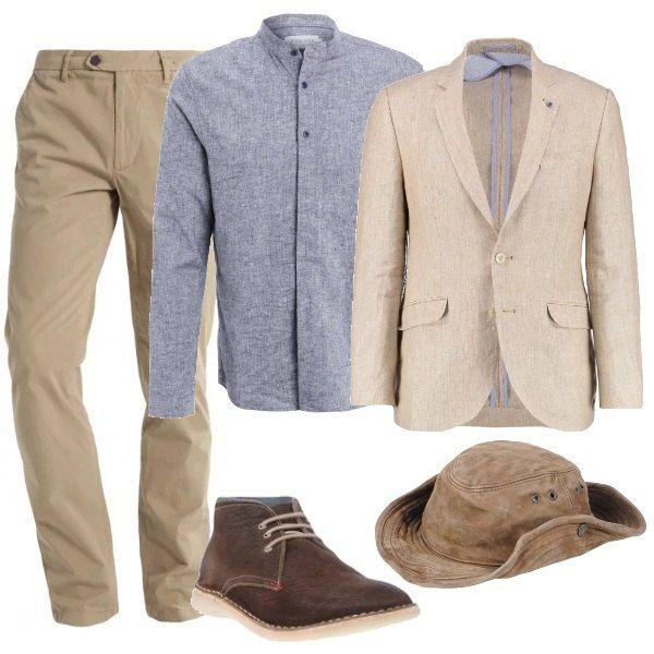 I Colori Del Deserto Outfit Uomo Everyday Per Tutti I Giorni