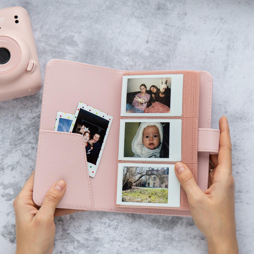 Instax Photo Album Instax Mini Album For 108 Photos Fujifilm Etsy In 2021 Instax Mini Album Instax Photo Album Mini Albums