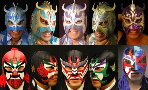 ultimo dragon masks - Google Search | Tattoo - Lucha ...