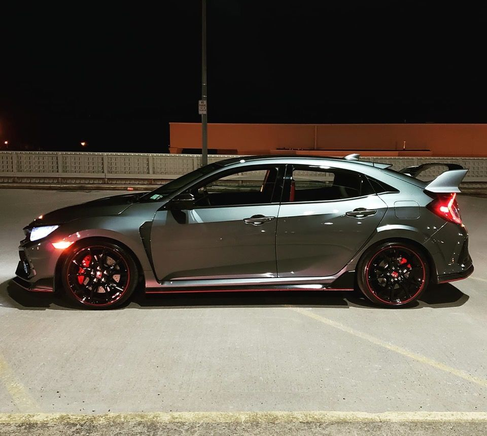 Pin By Dcmetromodern On Honda Civic Type R - FK8