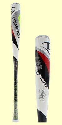 Louisville Slugger Solo 617 BBCOR Baseball Bat: BBSO6173