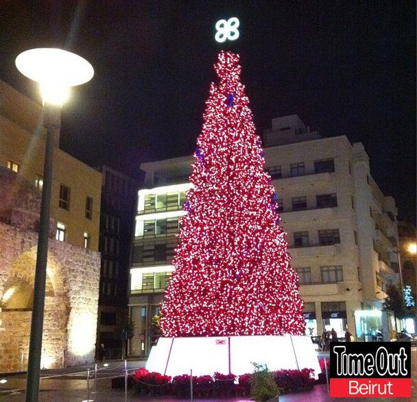 Tobxmas13 Lebanon Beirut Christmas Christmas Lights Holiday Decor Christmas