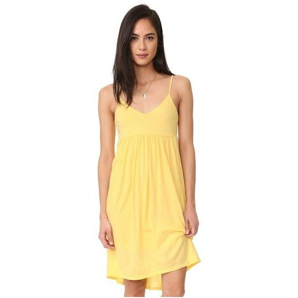 Spaghetti Strap Tank Dress