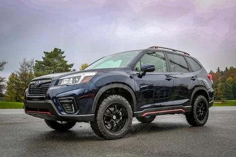 Lp Aventure Lift Kit Subaru Forester 2019 2021 Subaru Forester Subaru Subaru Forester Lifted