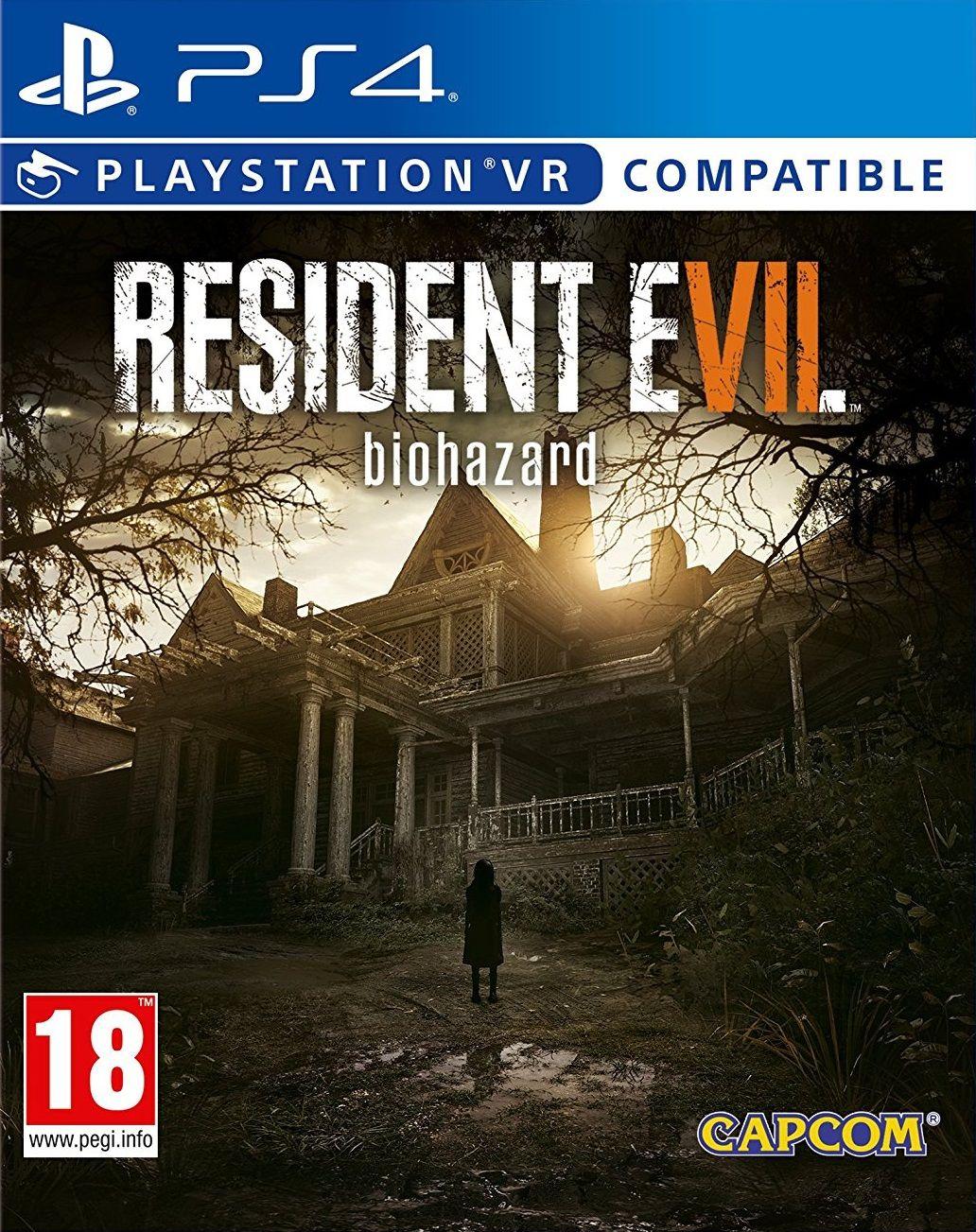 Resident Evil 7 Biohazard Cover Resident Evil Pinterest