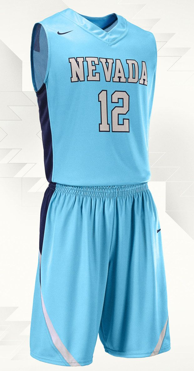 7623bb93 2013 Nevada Native American Heritage Month Torquoise Nike N7 Uniform ...