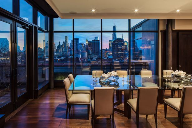 Rockers SoHo home features city views marble baths grand terraces