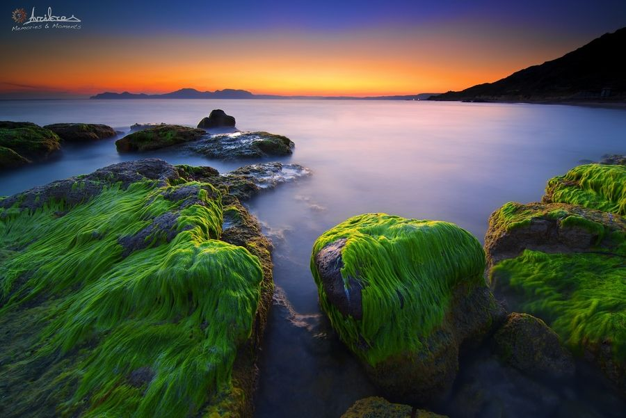 My nature green hair…! by AdithetoS MelourgoS #photography