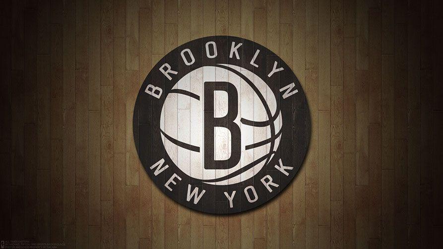 Brooklyn Nets 2017 Logo Wallpaper Atl3 Brooklyn Nets Nba Logo Brooklyn