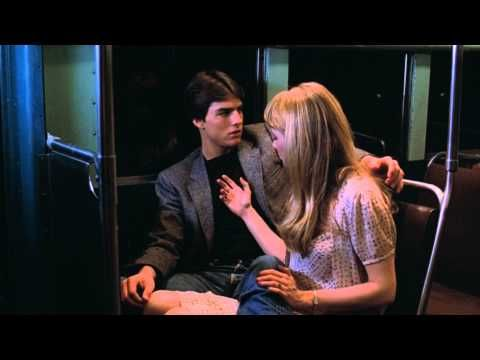 risky business 1983 love on a real train tangerine