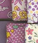 Reproduction Fabrics sells reproductions from the 1800s on. Great for making period style quilts and sewing projects. My favorite stuff on the site is their depression era repro fabric...so pretty! They also sell scrap bags.