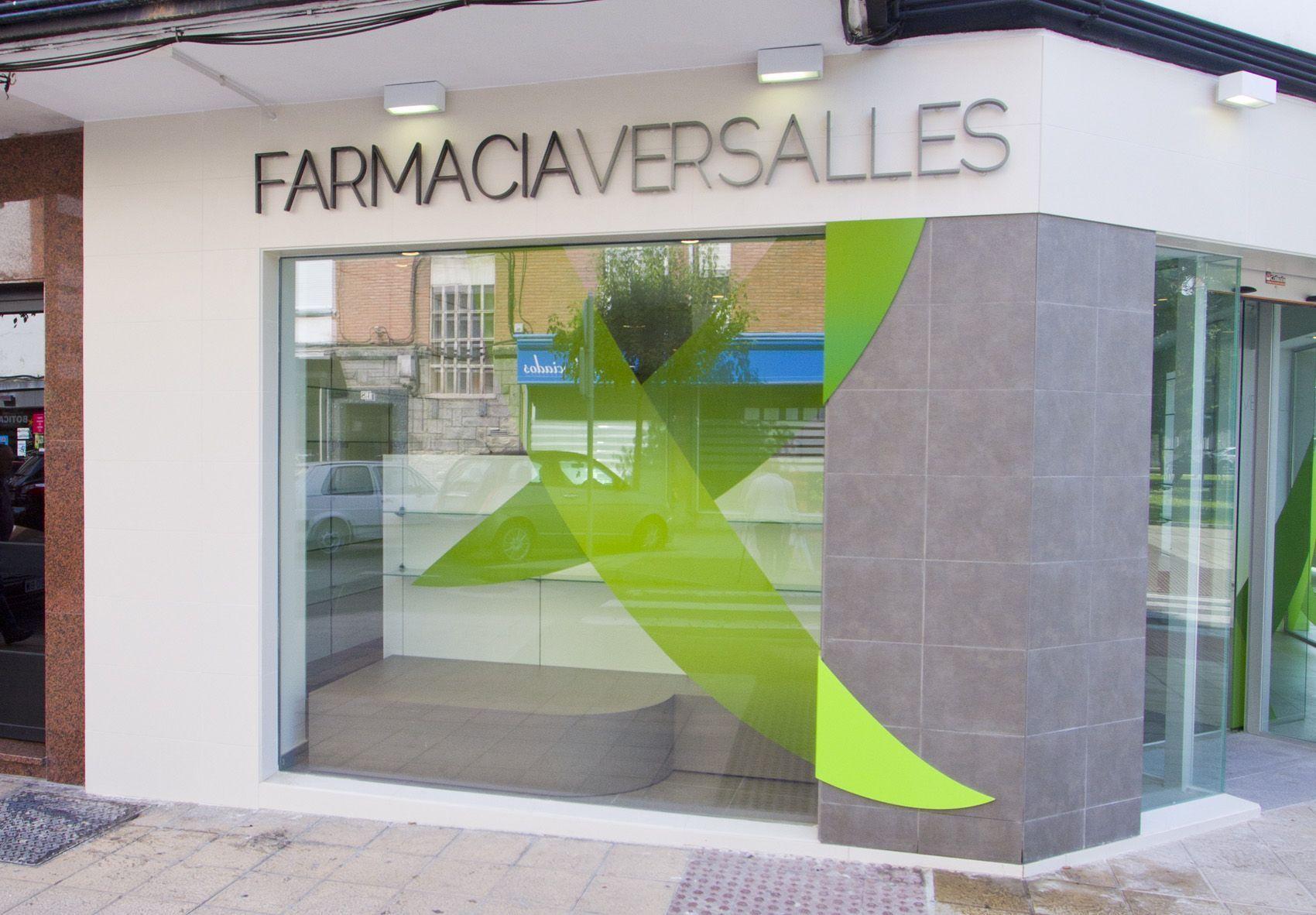 Farmacia Versalles Aviles Diseno De Farmacia Farmacia Disenos