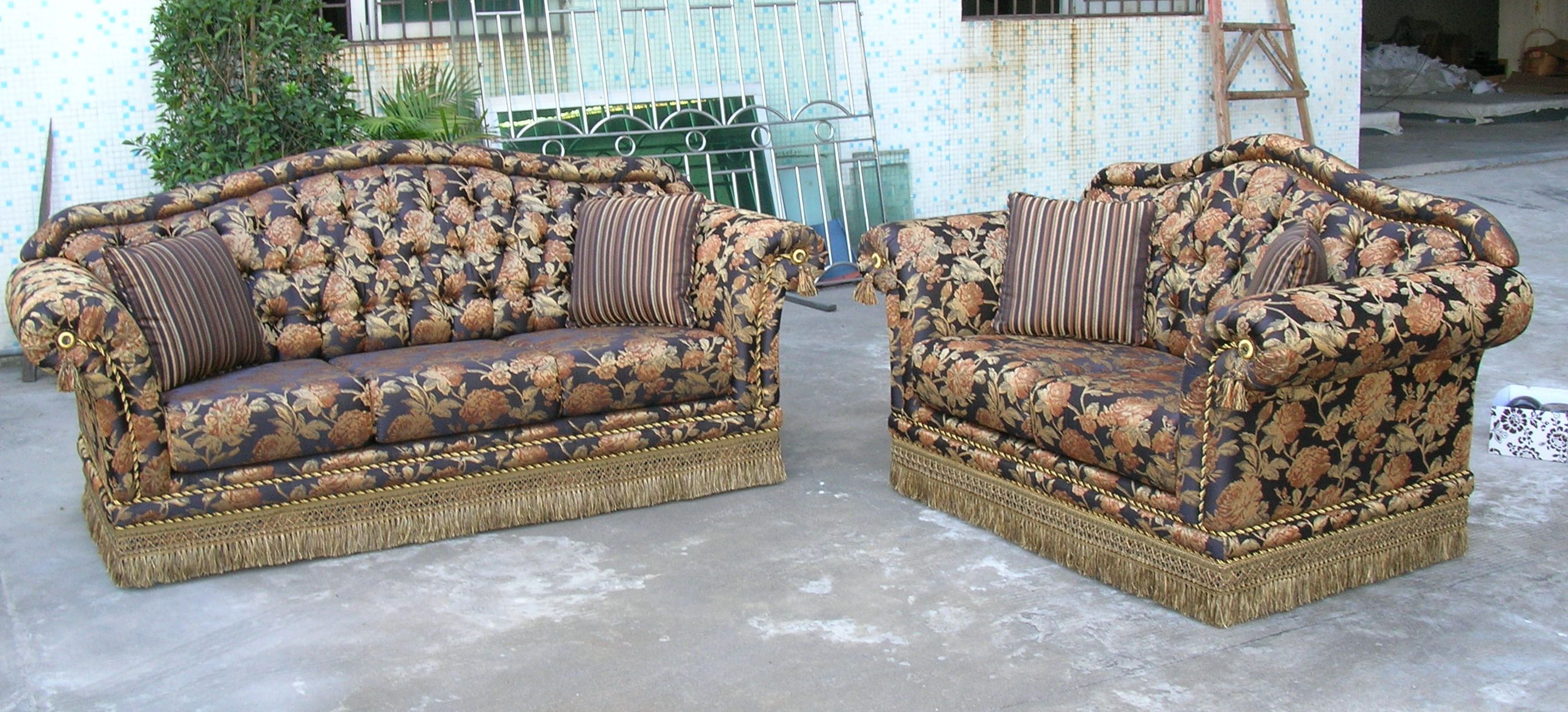 We Are Sofa Manufacturers Make Fabric Leather