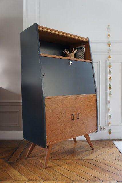 petit atelier pinterest atelier meuble vintage et meubles. Black Bedroom Furniture Sets. Home Design Ideas