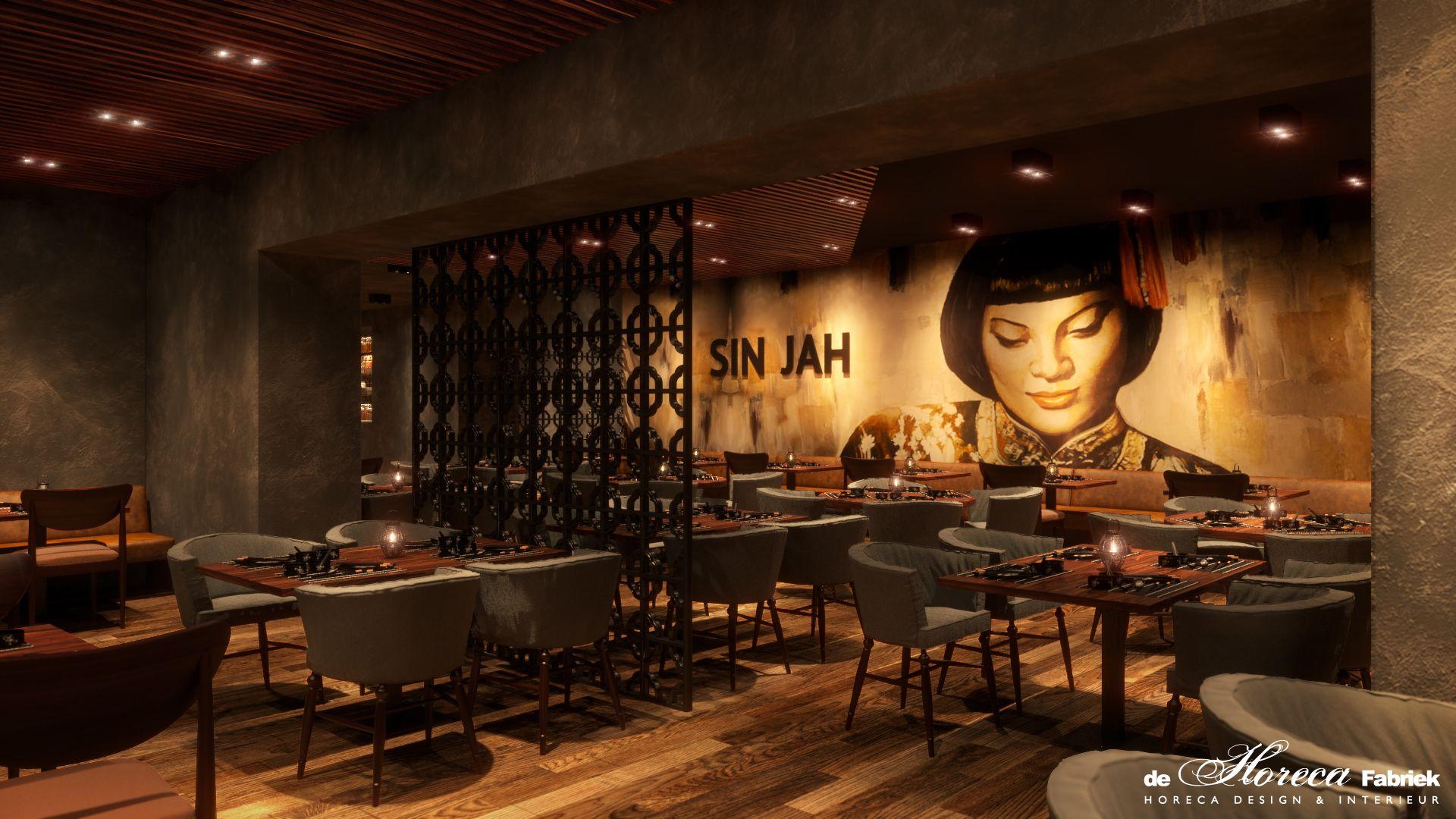 Chinees restaurant leeuwarden d designs restaurant