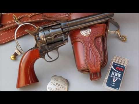 Uberti Factory Revolver Uberti Modle 1873 Cattleman 12 Coups Calibre