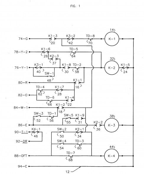 Electric Furnace Wiring Diagram Sequencer Diagram, Wire