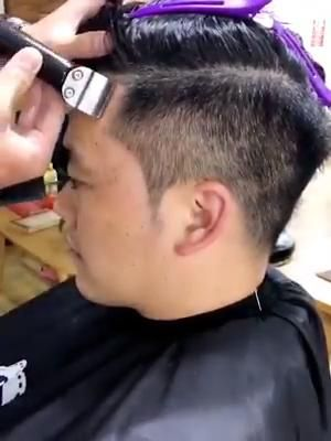 Ornate Hair Clipper