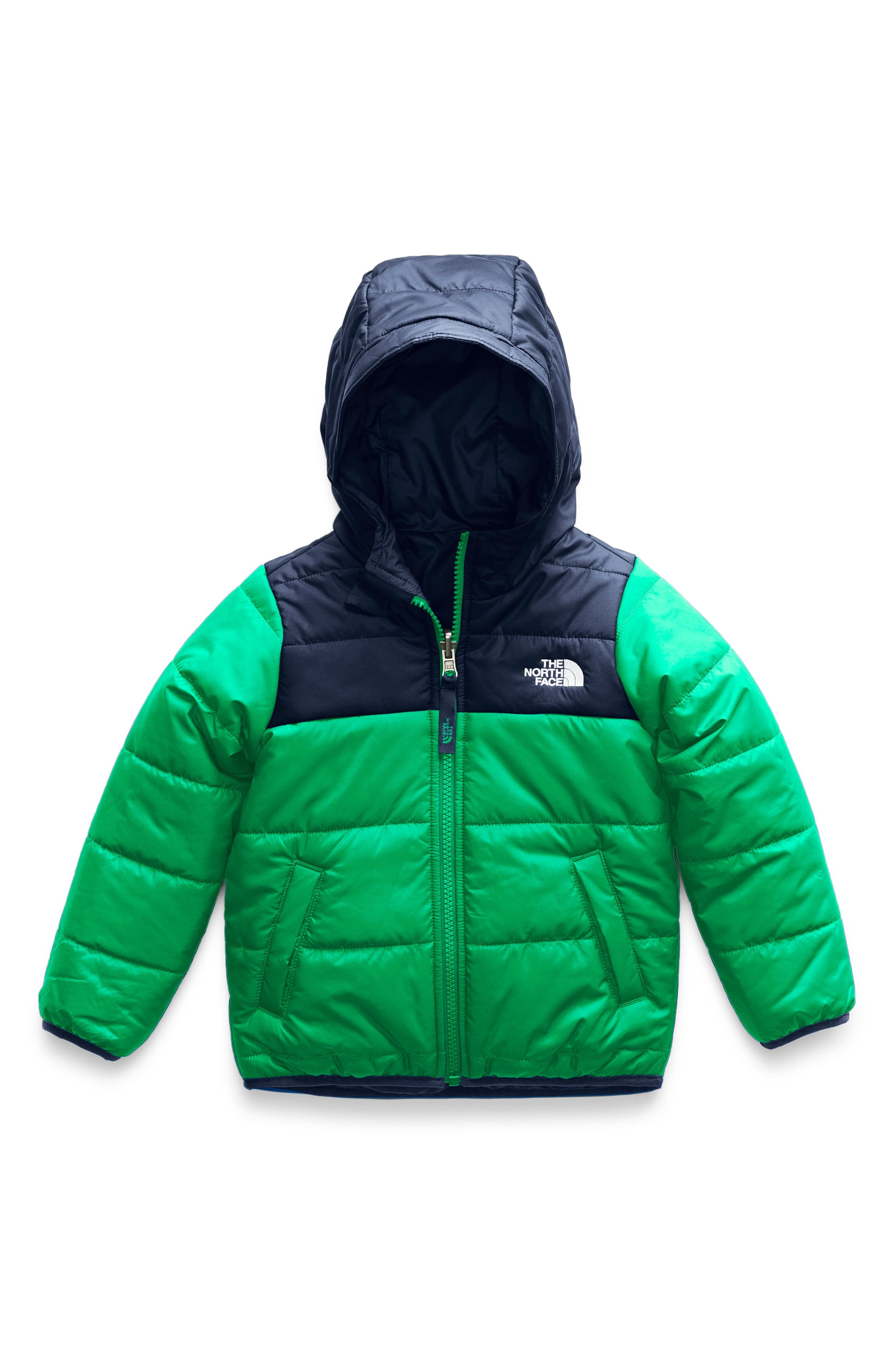 The North Face Perrito Reversible Water Repellent Hooded Jacket Toddler Boys Little Boys Nordstrom Jackets Water Repellent Jacket Hooded Jacket [ 4048 x 2640 Pixel ]