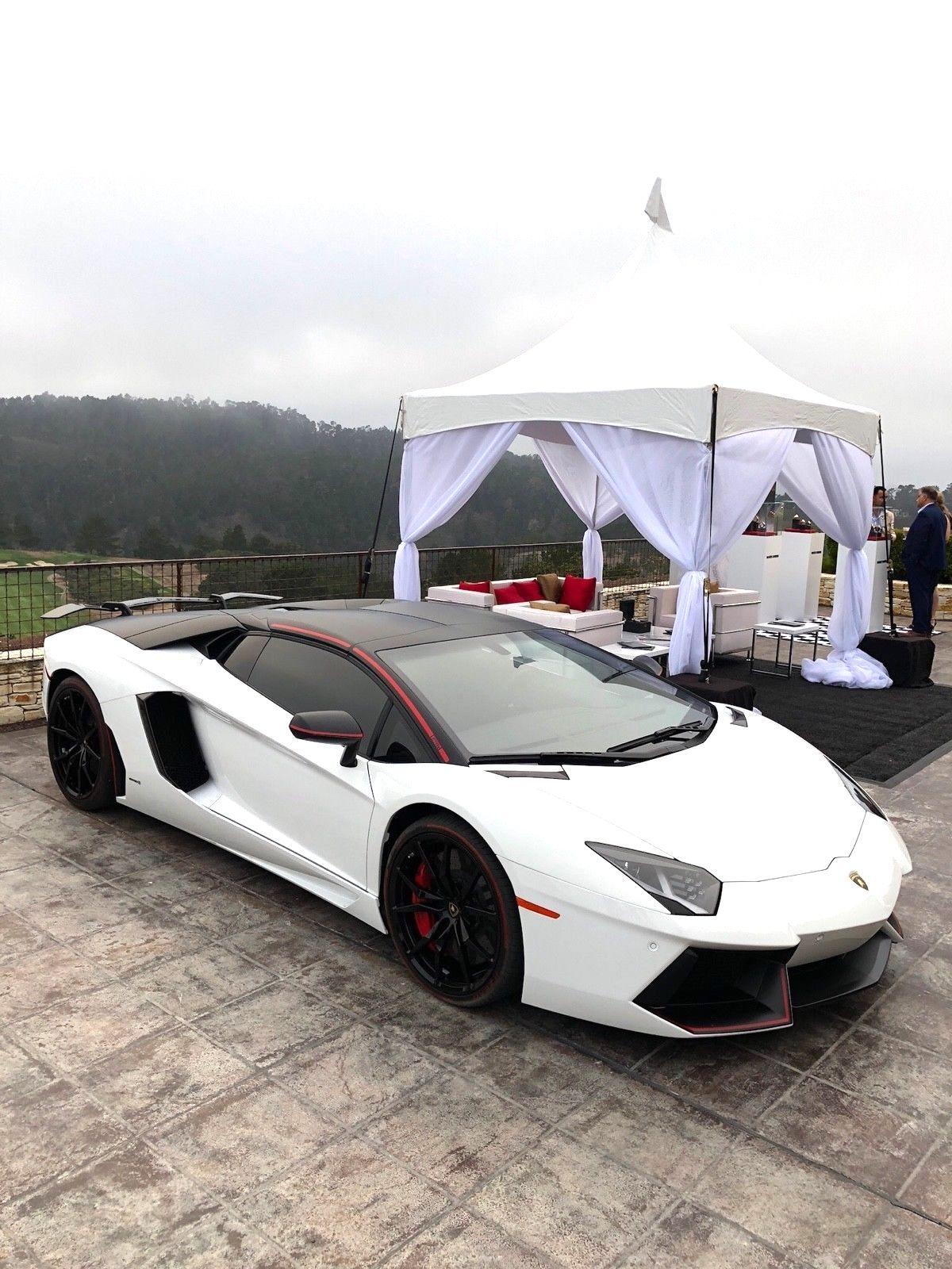 Details About 2016 Lamborghini Aventador Pirelli Exotic Car