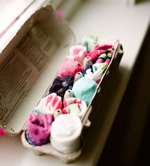Baby Shower Ideas : theBERRY {cute! maybe decorate the carton? i'm probably trying to do too much tho. as usual. lol.}