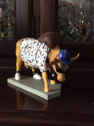 Cow Parade Out Of Cow Townes #9121