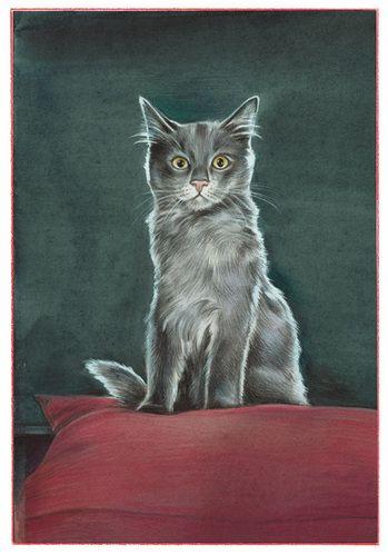 Ihre Katz ist meine Frau Reinhard Michl