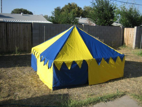 This is genius for all those SCA members who canu0027t afford period tents right & This is genius for all those SCA members who canu0027t afford period ...