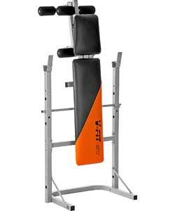 Buy V Fit Herculean Stb 09 1 Folding Weight Training Bench At Argos