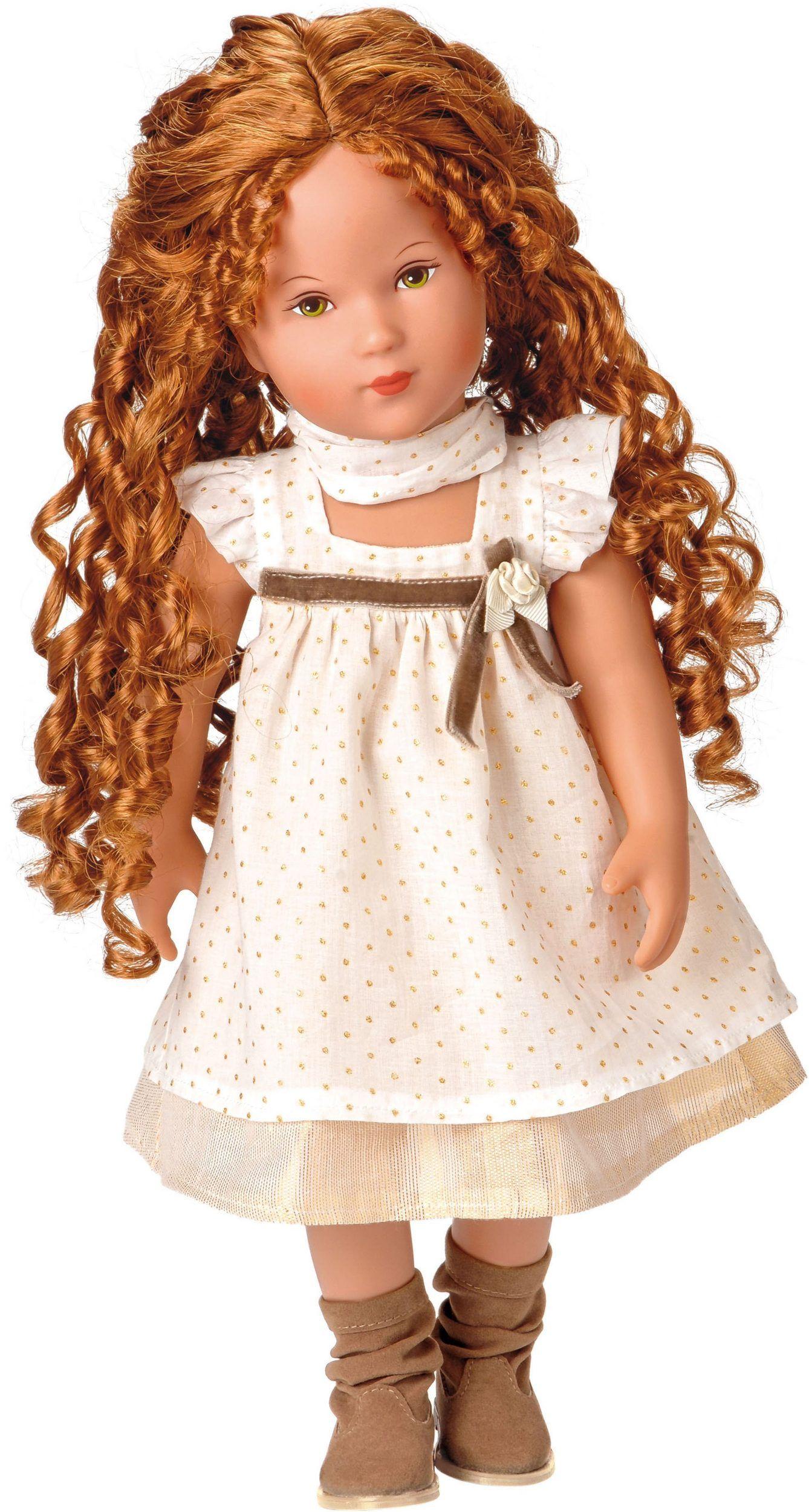 Käthe Kruse Puppe Girl Jaimie куклы Käthe Kruse Kanekalon