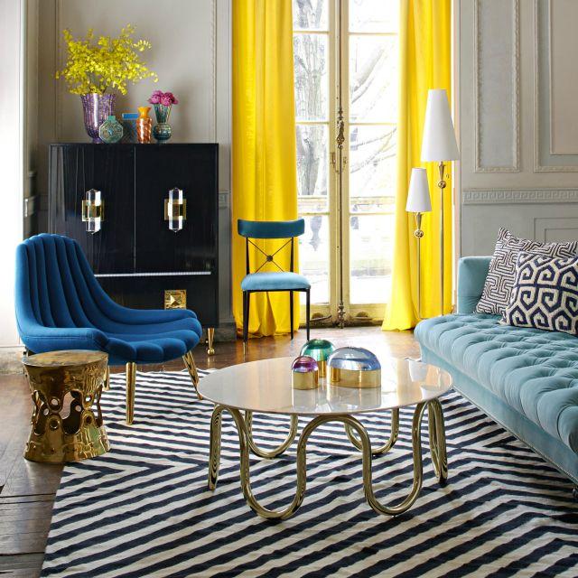10 Beautiful Living Room Ideas By Interior Designers: Jonathan Adleru2026