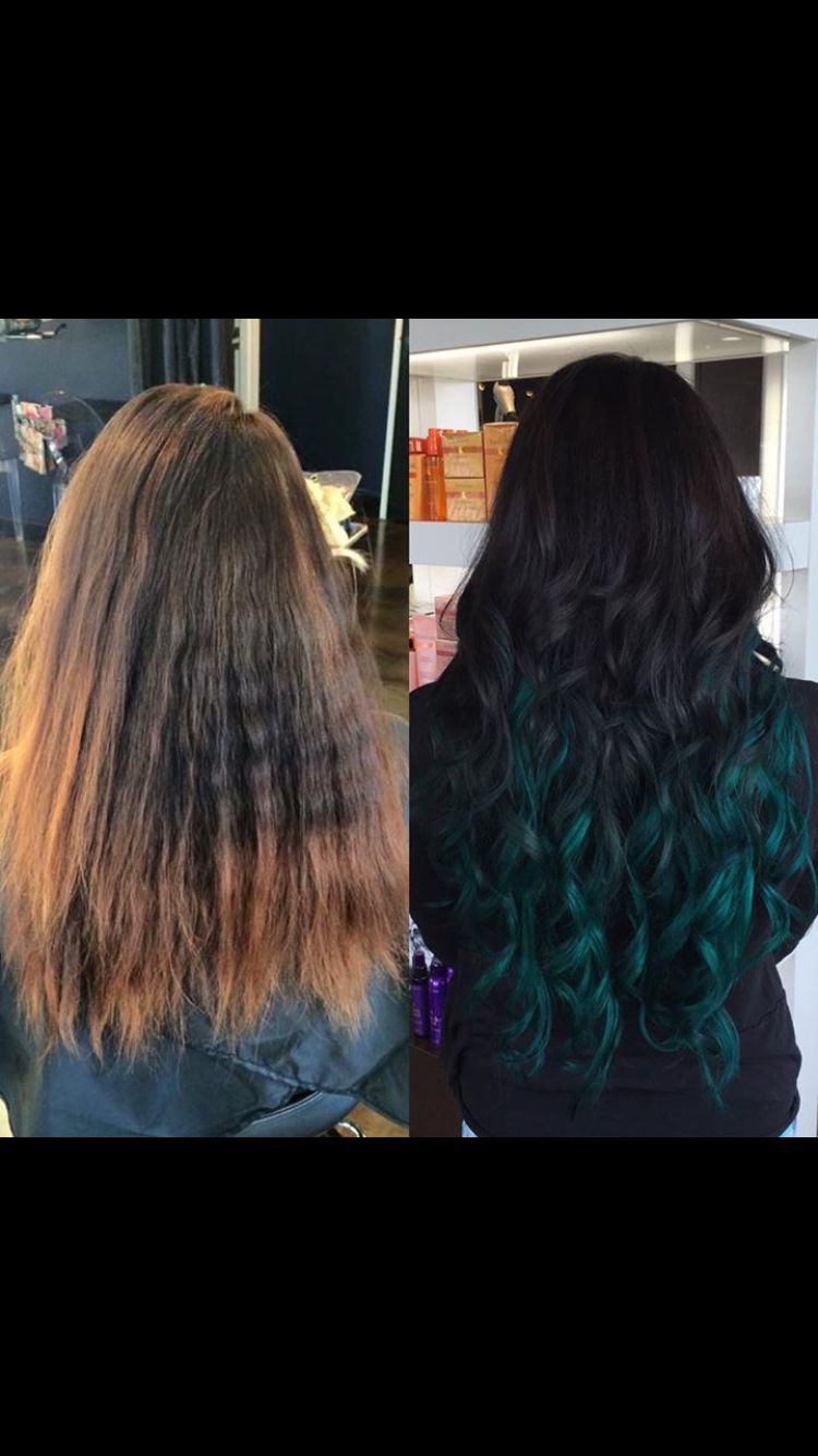 Holy Transformation By Leighla Kylie Jenner Hair Extensions