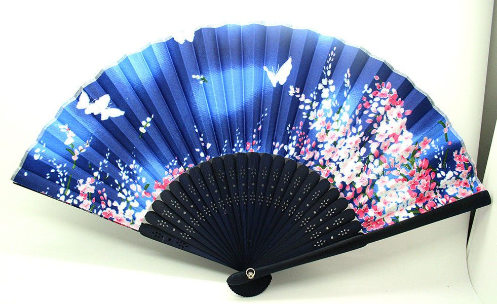 Asian Hand Held Fans