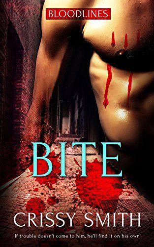 Bite (Bloodlines Book 1) by Crissy Smith https://www.amazon.com/dp/B01FHS0K5Y/ref=cm_sw_r_pi_dp_Xj9Axb3MEXB9W