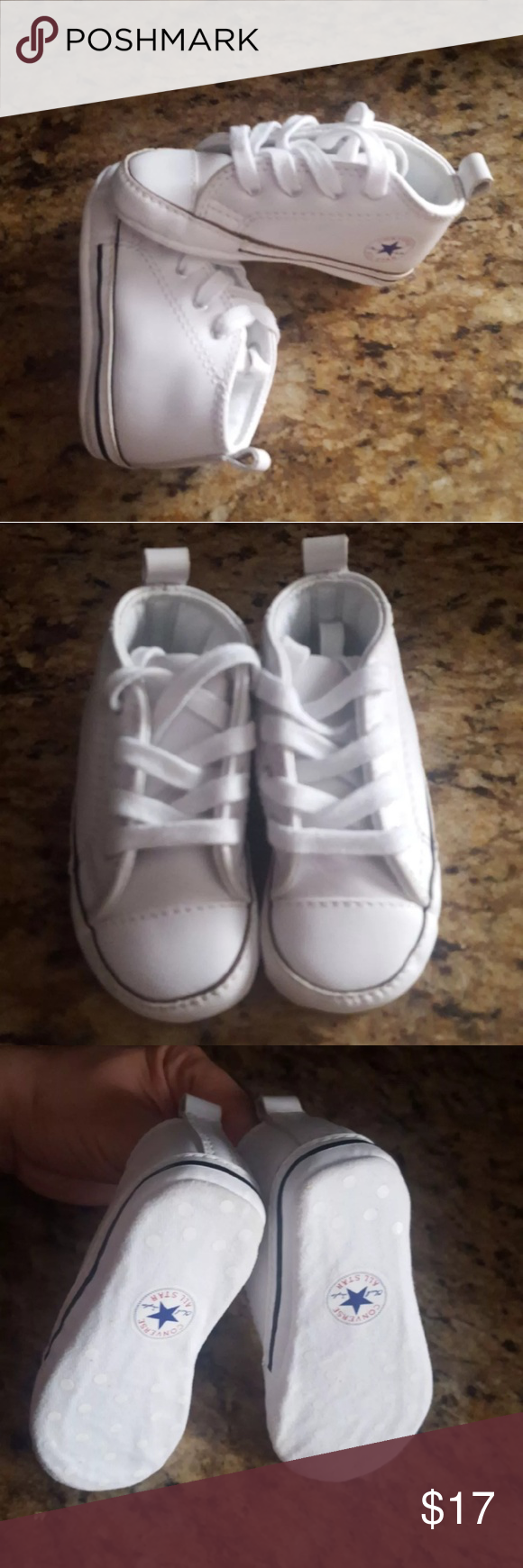 goede service beschikbaar brede selectie Baby converse size 4 Excellent used condition Converse Shoes ...