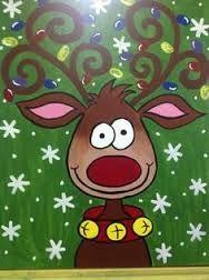 Resultat De Recherche Dimages Pour New Years Kids Painting Canvas